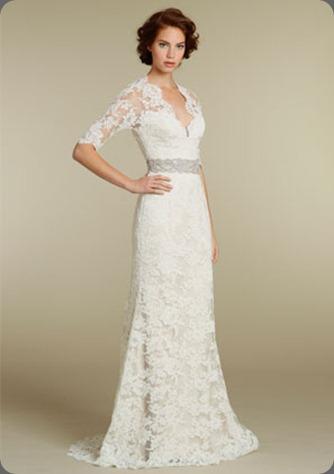 wedding dress 8211_x3 JIM HJELM BRIDAL GOWNS, WEDDING DRESSES STYLE JH8211