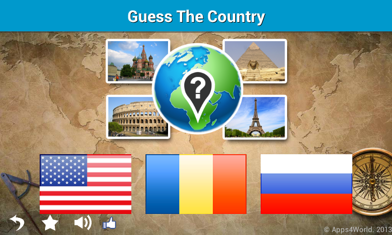 What's Country? - screenshot