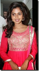 Actress Amala Paul @ Nimirnthu Nil Movie Audio Launch Stills