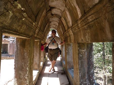 Obiective turistice Cambogia: prin Angkor