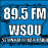 89.5 FM WSOU logo