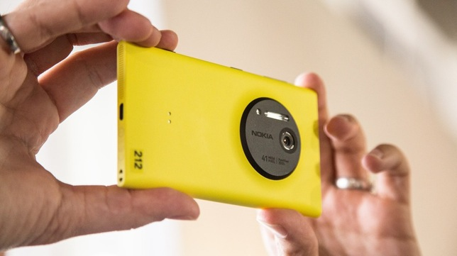 Nokia lumia 1020 thumb