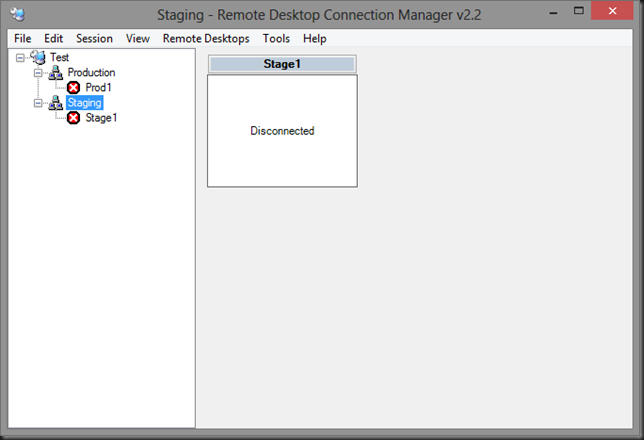 SoftAwareness: Remote Desktop Connection Manager May Be Old
