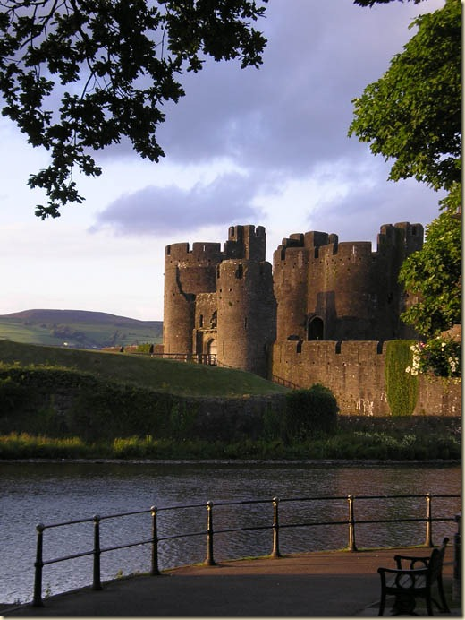 caerphilly castle3