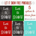 Liz on Call - Let it Snow