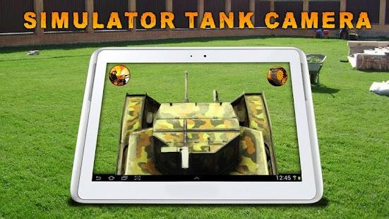 坦克模擬攝像機