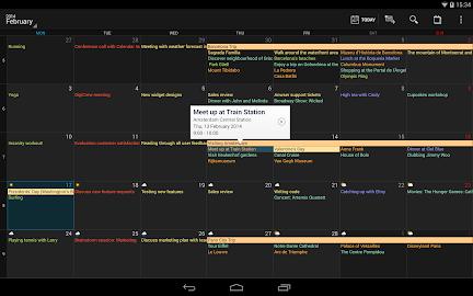 DigiCal+ Calendar Screenshot 24