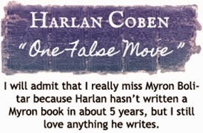 Author - Coben