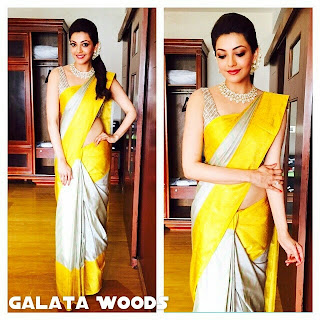 Kajal Aggarwal Hot During Malabar Gold & Diamonds Opening | Images Stills Wallpapers