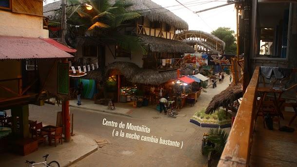 montanita centro ecuador