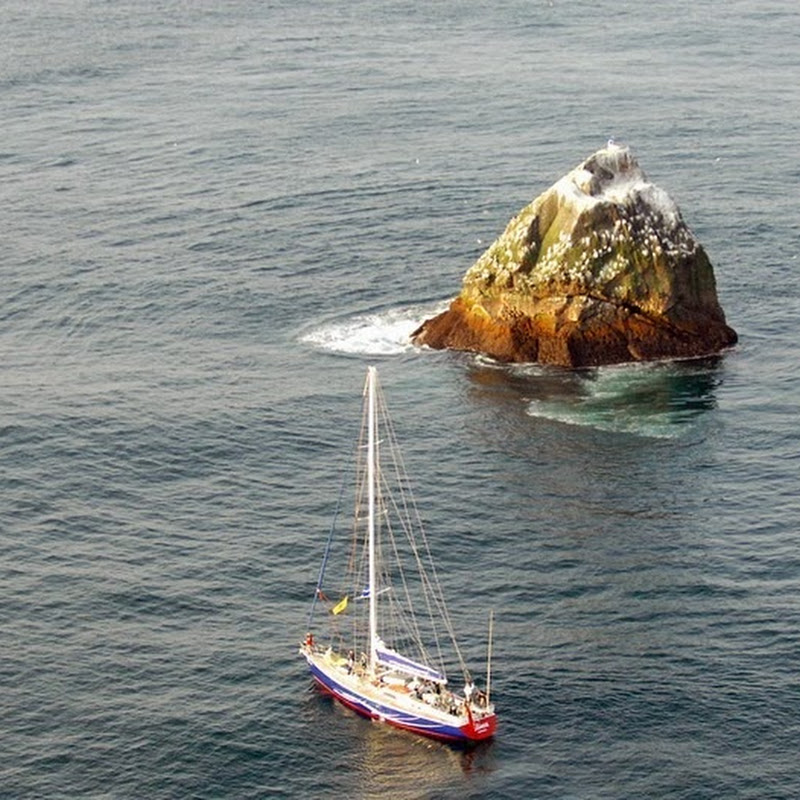 Rockall – An Isolated Rocky Islet Claimed by Four Nations
