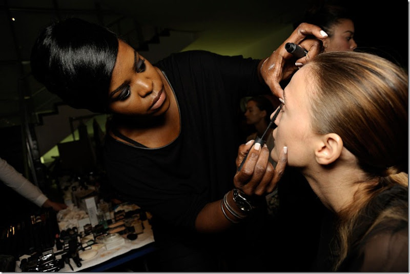 NARS Tanya Taylor artist in action - lo res