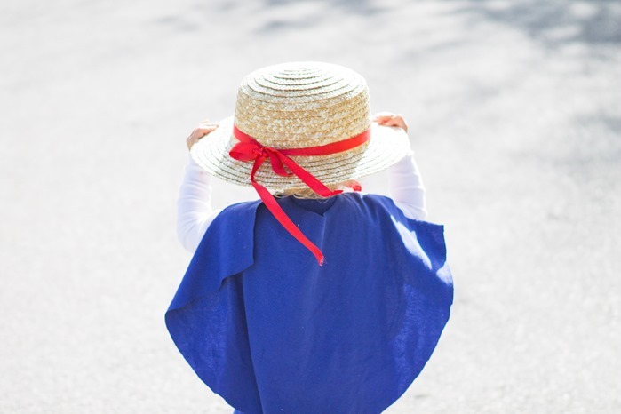 DIY Madeline Halloween Costume, Toddler Costumes, Madeline Dress Up