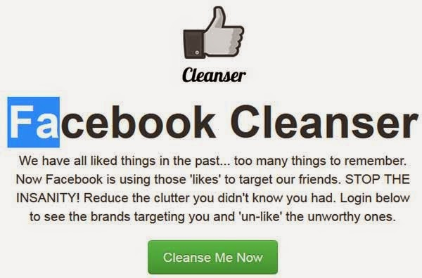 facebook-cleanser