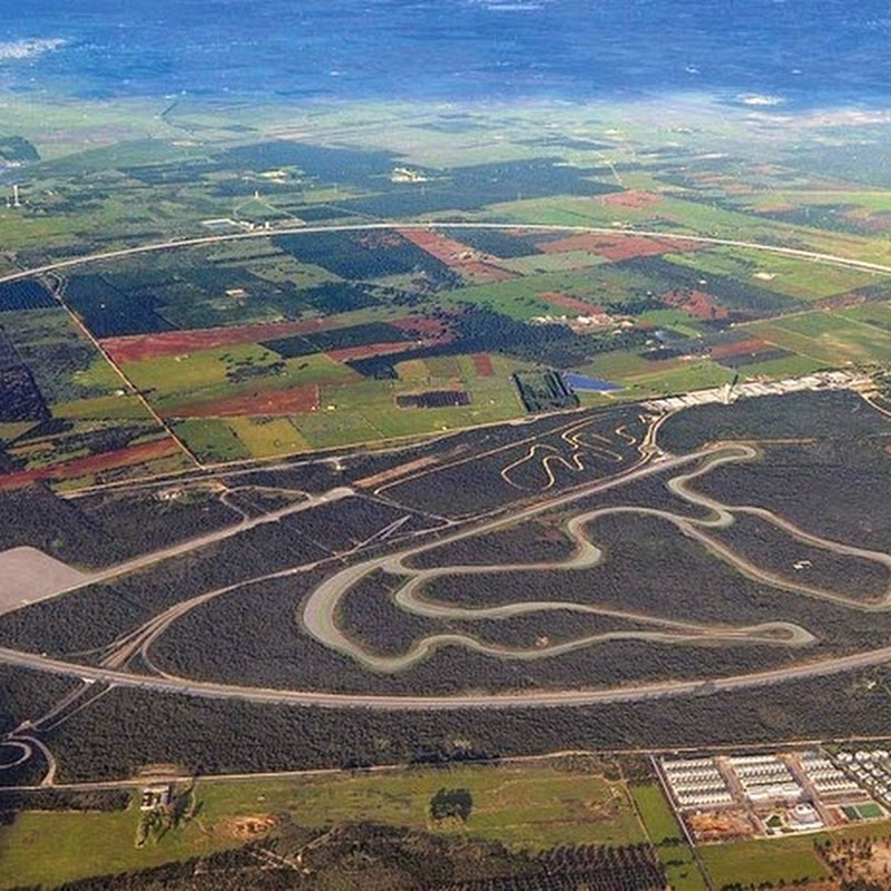 Nardo Ring: Porsche's High Speed Test Track in Italy
