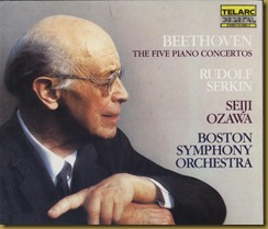 Beethoven concierto 4 Serkin Ozawa