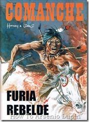 P00010 - Comanche  - Furia rebelde