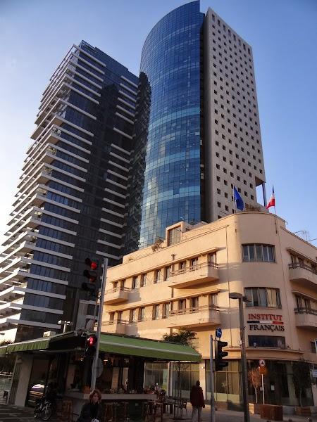 Imagini Tel Aviv: Bulevardul Rotschild