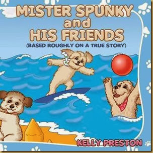 Mr. Spunky cover