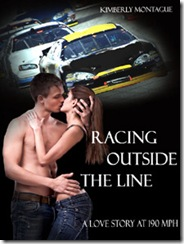 racing outside the line