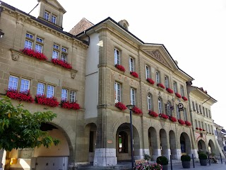 Hôtel de ville à Avenches