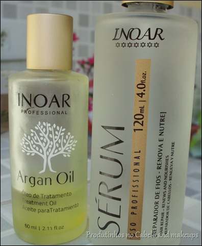 Oleo de argan x Serum