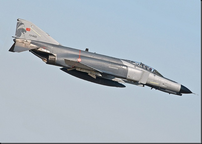 Turkish Air Force F4