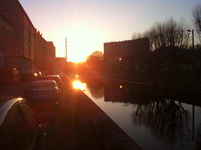 Canal de l'Yzeron - Oullins photo #968