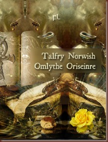 Talfry Norwish Omlythe Oriseinre Cover