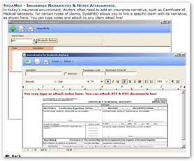 SydaSoft Medical Billing And Practice Management Software Is