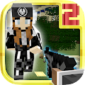 Game Survival Block Games 2 - FPS APK for Kindle