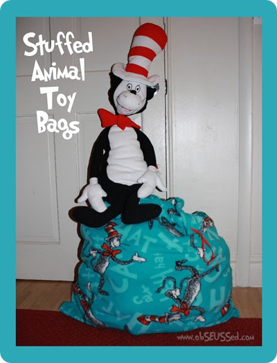 Obseussed How To Make A Toy Bean Bag For Stuffed Animals