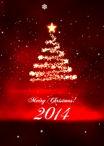 Christmas Tree 2014 Wallpaper