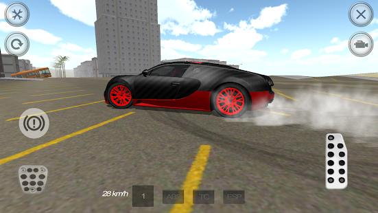 Luxury Car Simulator