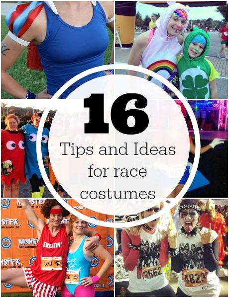 race costume ideas