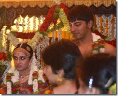 Ravi Raghavendra Daughter's Wedding Photos