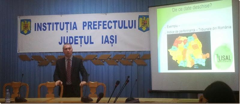 prezentare Lucian Oprea