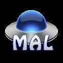 MALO Android1.5 logo
