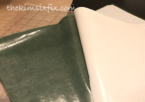 Silhouette fabric interfacing