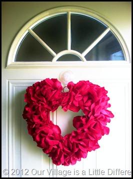 Valentine's Door
