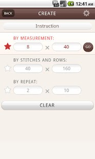 Gaugefy: Knitting Gauge - screenshot thumbnail