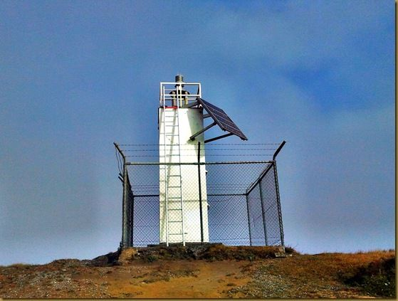 Pillar Point Lighthouse