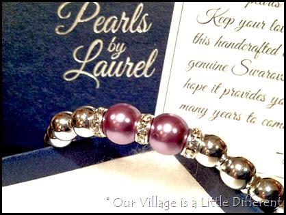 Pearls by Laurel