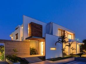 arquitectura contemporanea Casa E4 DADA Partners