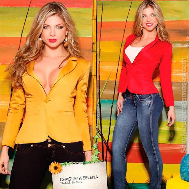 Angelica Jaramillo y Sofia Jaramillo Axxys Jeans Foto 37