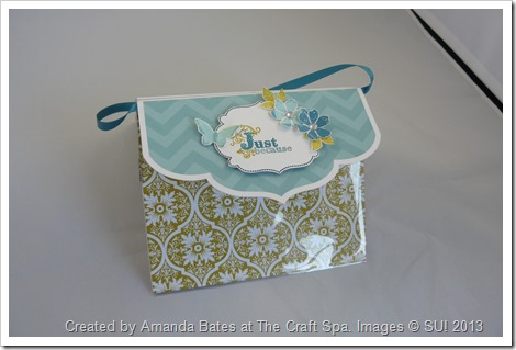Simply Sent Happy Hello, The Craft Spa, Sale A Bration, SAB, Stampin Up, SU  (5)