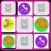 لعبة الذاكرة -الهواتف