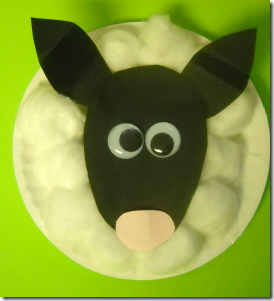lamb-paper-plate-craft
