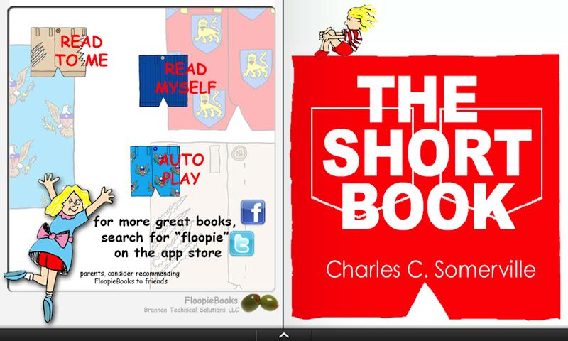 The Short Book - screenshot