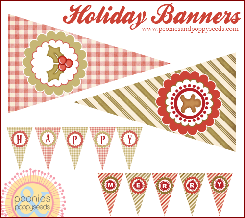 holiday banner copy
